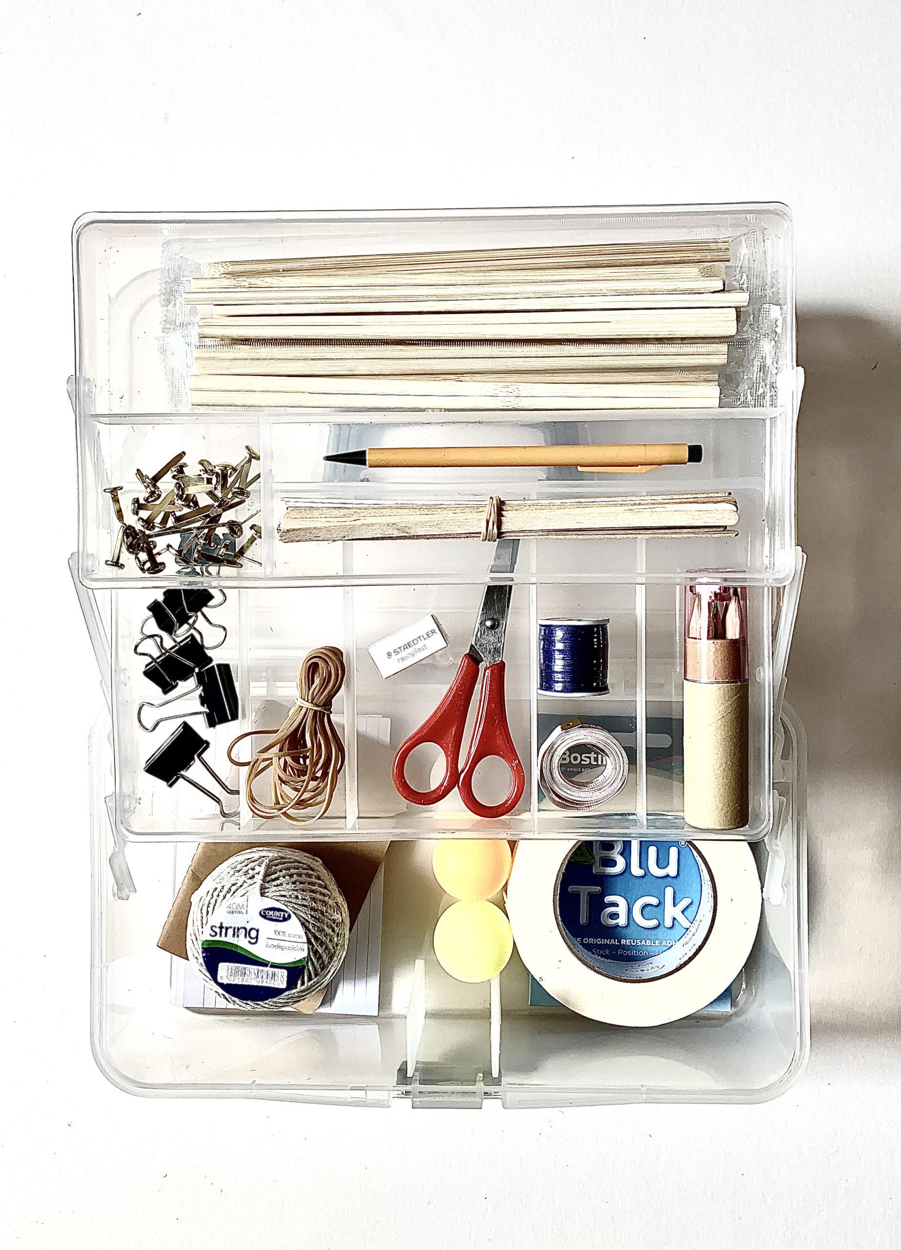 Box and materials